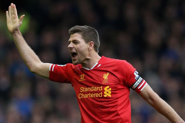Steven Gerrard's Importance Takes a Hit as Liverpool Smash Spurs Without Him