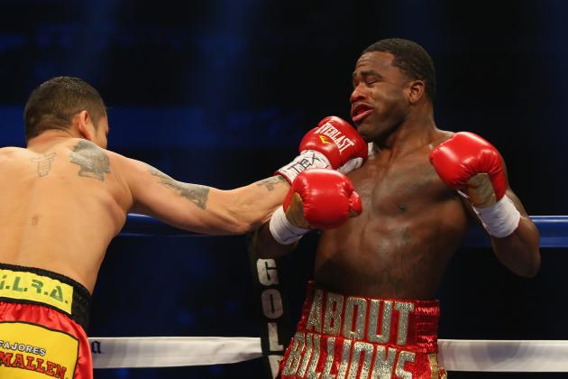 Adrien Broner Should Not Rush into Rematch After Loss to Marcos Maidana