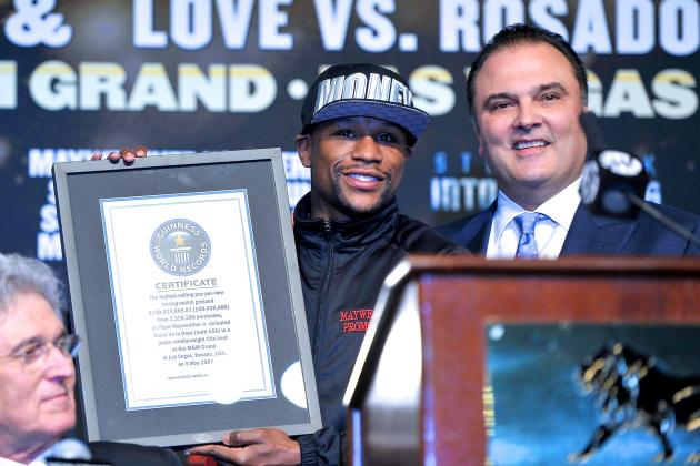 Mayweather vs. Pacquiao Won't Happen, Says Golden Boy's Richard Schaefer