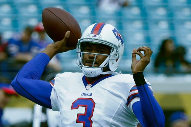 EJ Manuel and Robert Woods' Instant Fantasy Reaction After Week 15