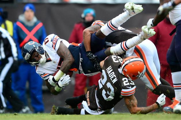 Joe Haden Injury: Updates on Browns CB's Hip and Return