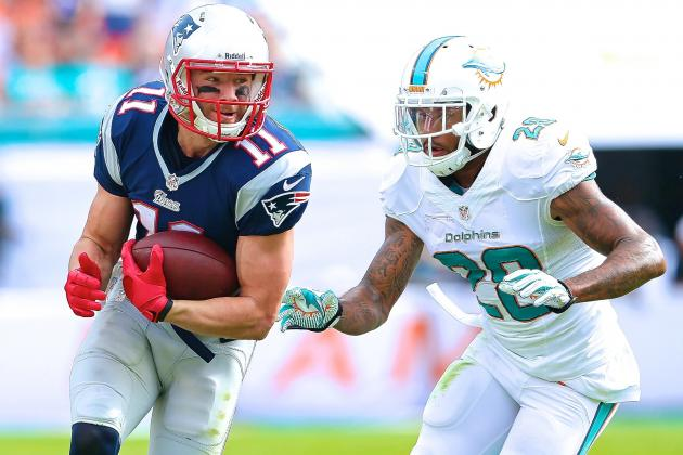 Dolphins Hold on for 24-20 Win over Patriots