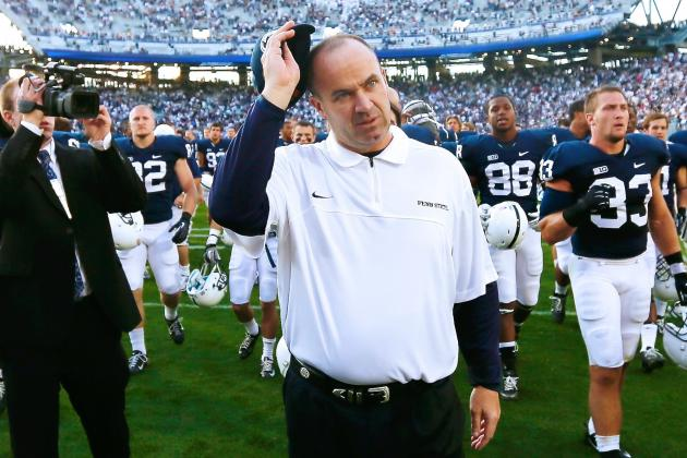 Why Penn State Should Worry That the NFL Keeps Calling for Bill O'Brien