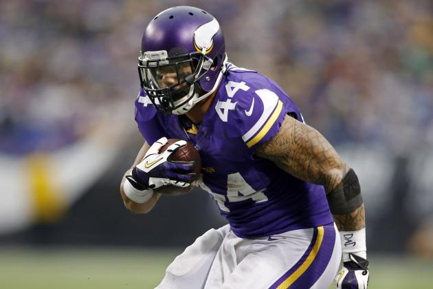 Matt Asiata's Instant Fantasy Reaction After Week 15