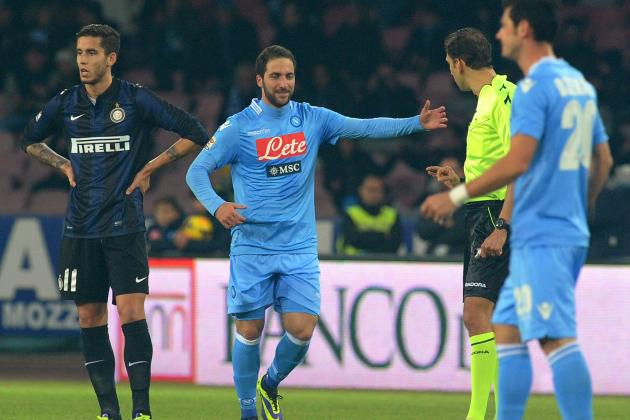 Napoli vs. Inter Milan: Score, Grades and Post-Match Reaction