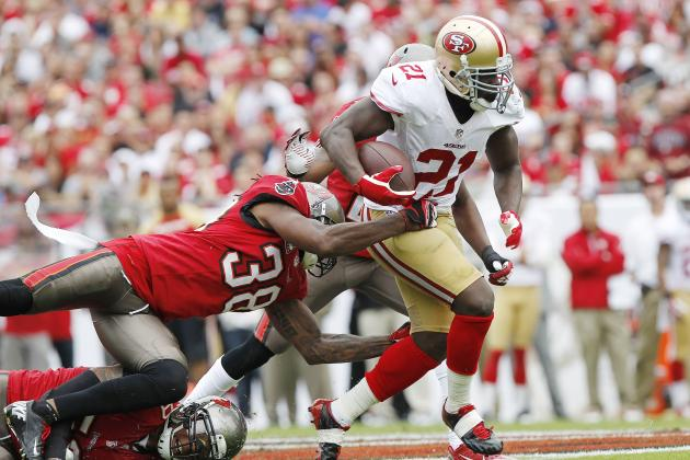 49ers vs. Buccaneers: Live Grades and Analysis for San Francisco
