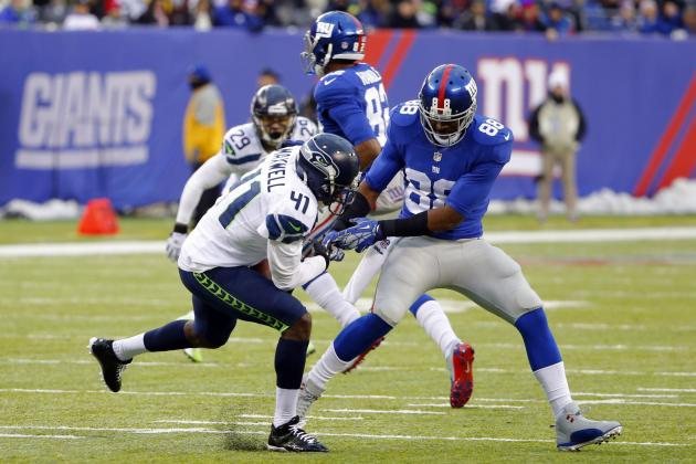 Seahawks Manhandle Giants 23-0