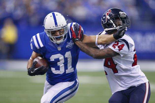 Donald Brown Injury: Updates on Colts RB's Status and Return