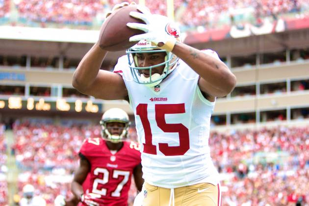 Michael Crabtree Injury: Updates on 49ers WR's Hand and Return