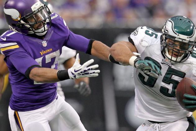Eagles Suffer Big Loss to Vikings