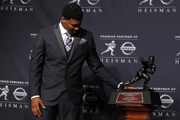 Heisman Trophy Winner 2013: Jameis Winston's Award Was Never in Doubt