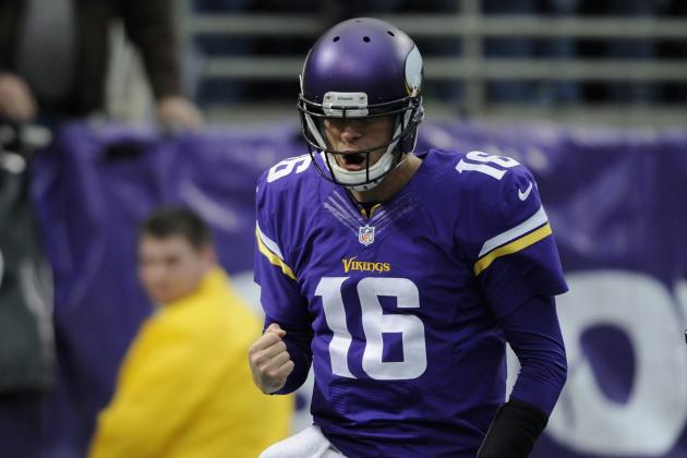 Matt Cassel Should Remain Minnesota Vikings' Starter After Breakout Performance
