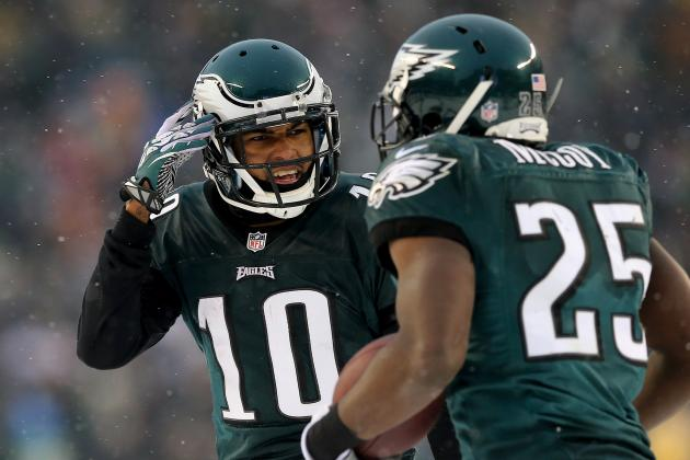DeSean Jackson Blows Up on Eagles' Sideline