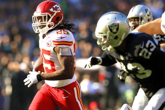 Chiefs vs. Raiders: Live Score, Highlights and Analysis