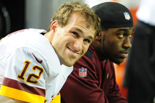 What We Learned About Kirk Cousins in Showcase Start for Washington Redskins