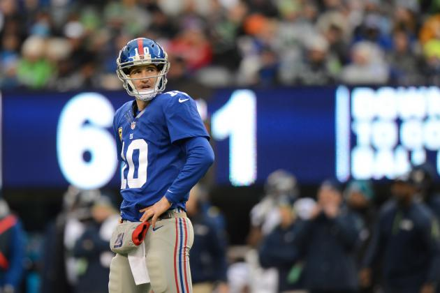 Hapless New York Giants Have No Interest in Playing for Pride