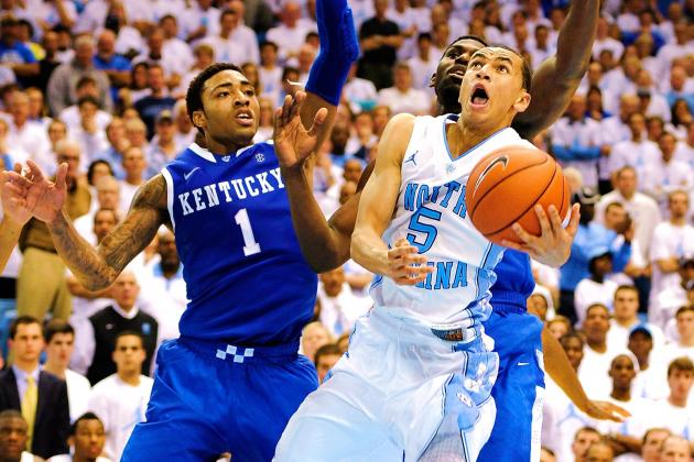 UNC Basketball: Marcus Paige Emerges as National Star in Win over Kentucky