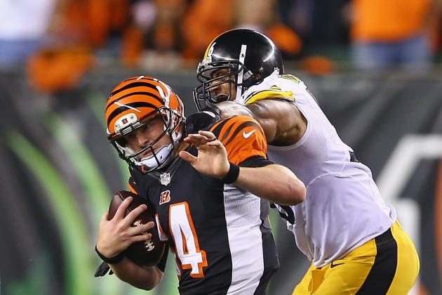 Bengals vs. Steelers: Live Game Grades and Analysis for Pittsburgh