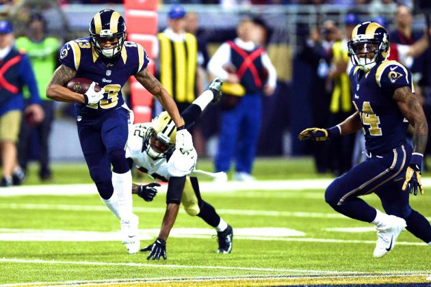 Saints vs. Rams: Live Score, Analysis and Updates for New Orleans