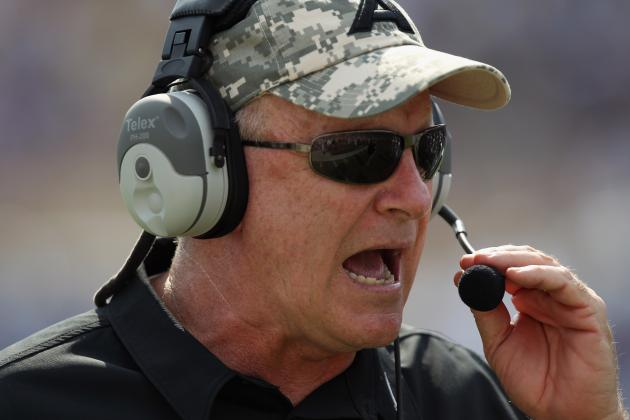 Army Parts Ways with Football Coach Rich Ellerson