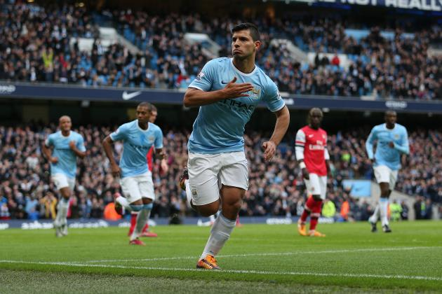 How Much Is Sergio Aguero Worth in the Current Transfer Market?