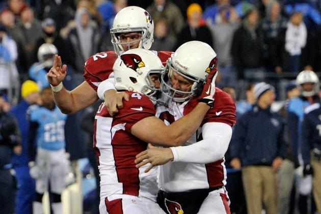 Arizona Cardinals vs. Tennessee Titans: Live Score, Highlights and Analysis