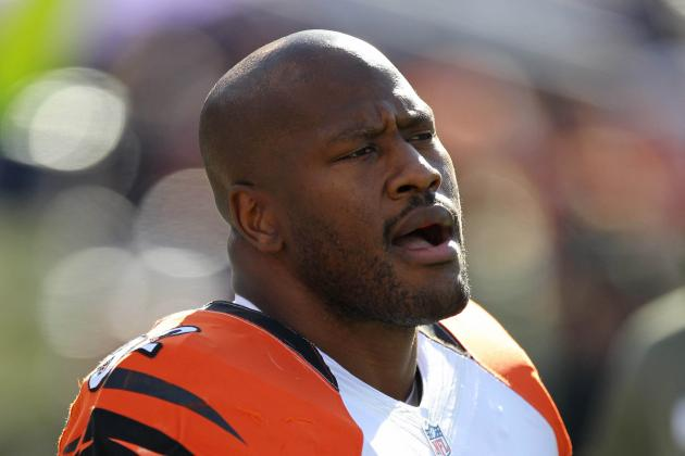 James Harrison Injury: Updates on Bengals LB's Concussion and Return