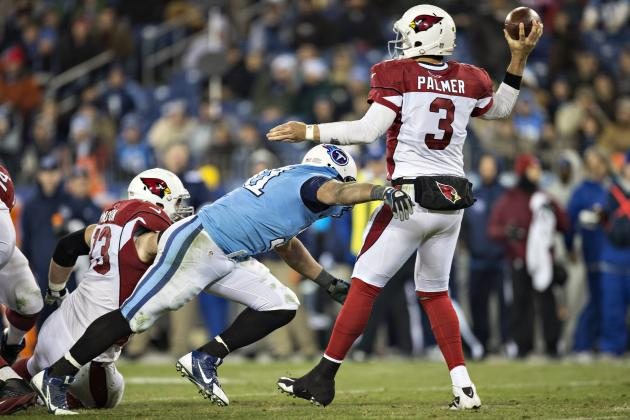 Carson Palmer Injury: Updates on Cardinals QB's Ankle and Return