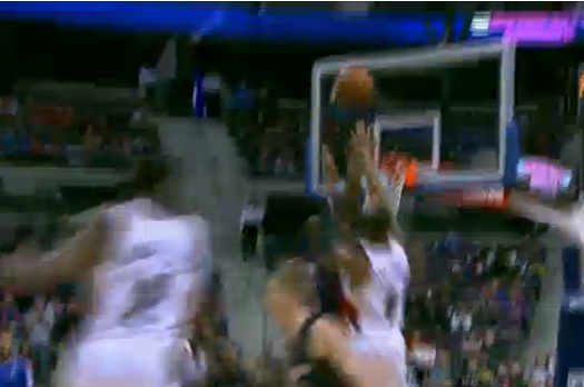 Damian Lillard Spins into Game-Winner to Top Detroit Pistons in Overtime