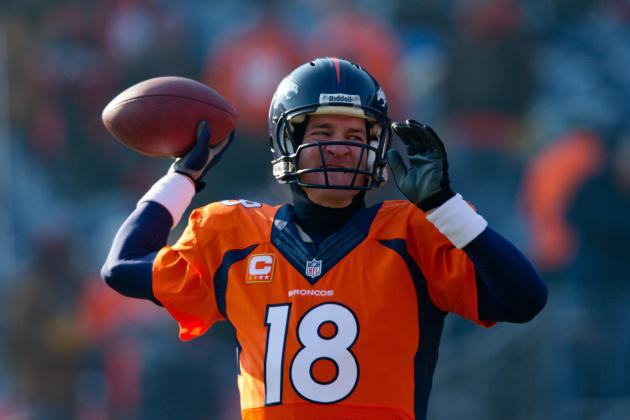Peyton Manning Wins Sports Illustrated's 2013 Sportsman of the Year