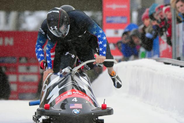Holcomb Stays Perfect in World Cup Season