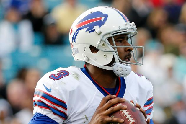 Bills, Manuel Get Elusive Road Victory