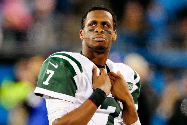 Pick-6 Thrown by Geno Smith Really Hurts