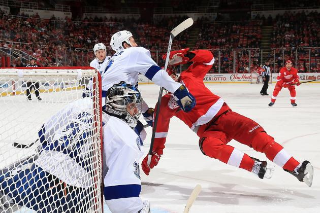 Time to Face It: Detroit Red Wings Old and Crumbling