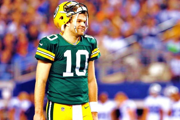 Packers Out of Excuses After Season-Saving Win over Cowboys