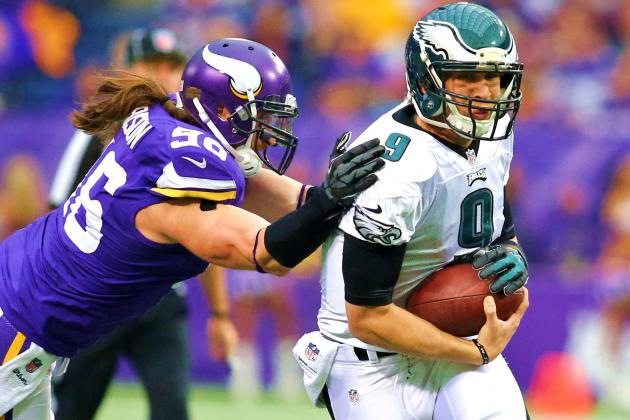 Are the Eagles Pretenders, or Was Sunday's Ugly Loss to Minnesota an Aberration?