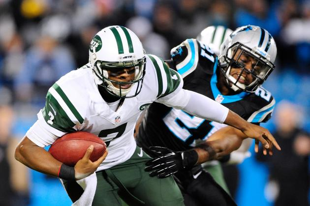 Jets, Geno Face Elimination After Loss to Panthers