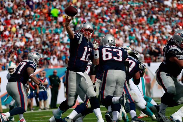 Patriots Remain in Control of First-Round Bye