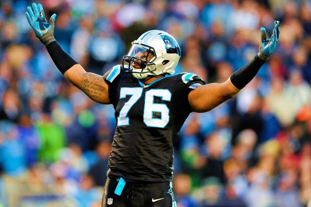 Panthers Defense Steadies Itself at Perfect Time as Showdown with Saints Looms