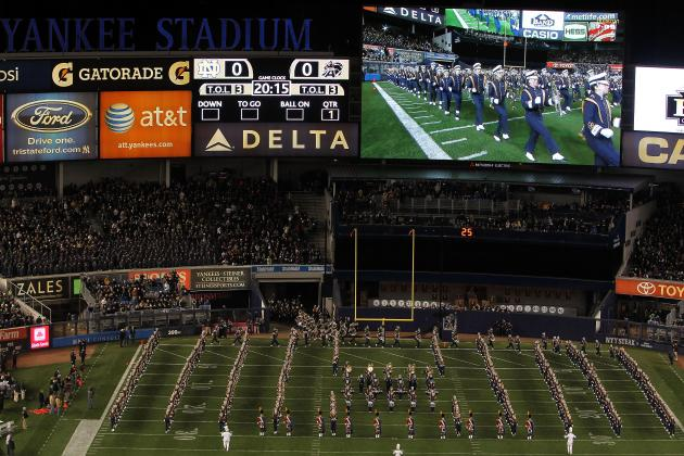 Notre Dame Football: Return to Yankee Stadium Brings Back Good Memories