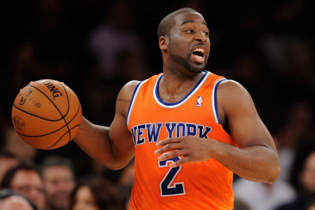 Why NY Knicks' Raymond Felton Has Struggled so Much