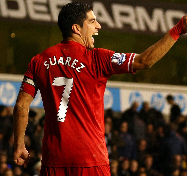 Luis Suarez And Steven Gerrard Reunited: Steven Gerrard Fears Luis Suarez Might Leave Liverpool