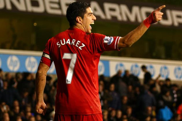 Steven Gerrard Fears Luis Suarez Might Leave Liverpool Amid Real Madrid Talk