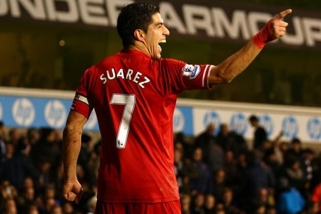 Steven Gerrard Fears Luis Suarez Might Leave Liverpool Amid Real Madrid Talk