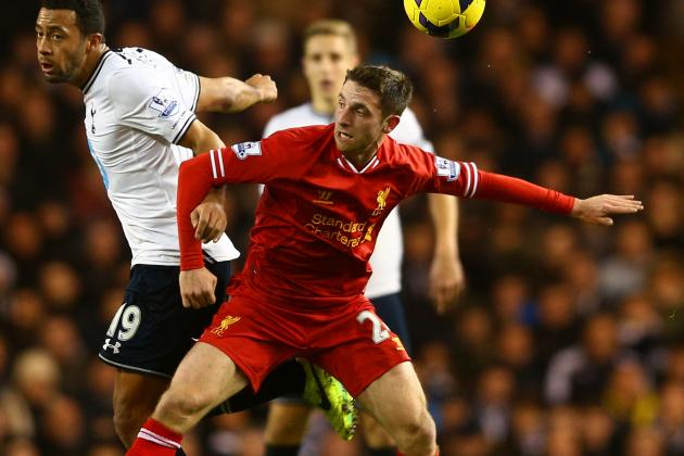 Joe Allen: Liverpool Form Guide and Analysis