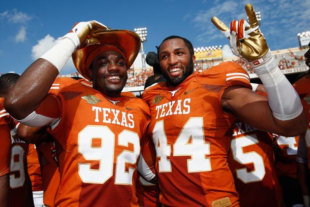 Jackson Jeffcoat Is NFL-Ready After Facing Adversity with the Texas Longhorns