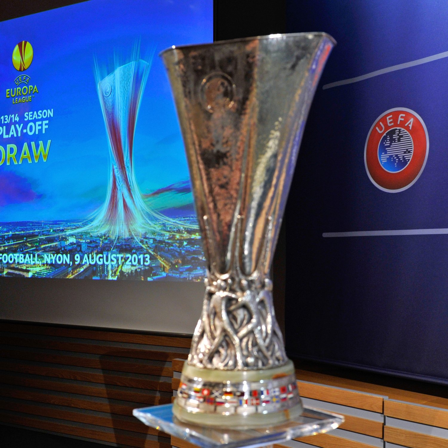 Ajax Vs Paok: Europa League 2013-14 Draw: Rounds Of 32 And 16 Fixtures