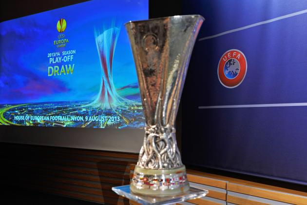 Europa League 2013-14 Draw: Rounds of 32 and 16 Fixtures Announced