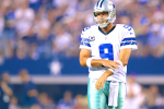 Romo, Cowboys Collapse Again in Loss to Packers