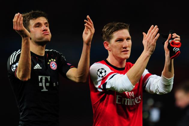 Arsenal vs. Bayern Munich: Prediction and Key Battles for Champions League Clash